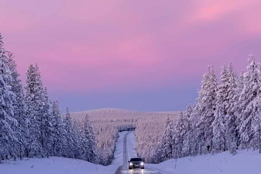 Destination Lapland - kaamos
